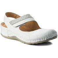 Sandały DR. BRINKMANN - 710895 Weiss 3, w 4 rozmiarach
