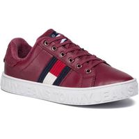 Sneakersy - cool warm lined sneaker en0en00642 rhododendron vg5, Tommy jeans