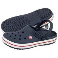 Klapki crocband navy 11016 (cr4-i) marki Crocs