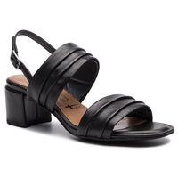 Tamaris Sandały - 1-28386-22 black leather 003