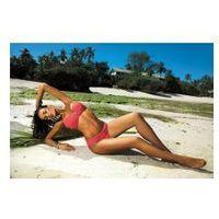 Kostium dwuczęściowy Kostium Kąpielowy Model Brittany Azalea Pink M-393 Fuksja - Marko (5901425400565)