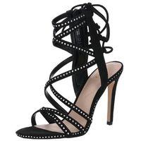 sandały z rzemykami 'rubert98' czarny marki Aldo