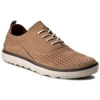 Półbuty MERRELL - Around Town Lace Air J03694 Tan, kolor brązowy