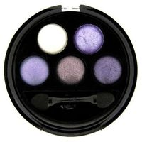 Makeup Revolution 5 Baked Eyeshadows Electric Dreams - wypiekane cienie do oczu