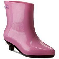 Kalosze MELISSA - Ankle Boot + Jeremy Sc 31916 Pink/Black 52208
