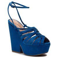 Sandały TWINSET - Sandalo CS8TCA Azzurro Cielo 00092, w 6 rozmiarach