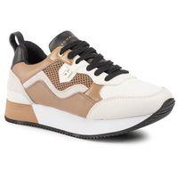 Sneakersy TOMMY HILFIGER - Tommy Dress City Sneaker FW0FW04604 Tiger's Eye GEZ, w 2 rozmiarach