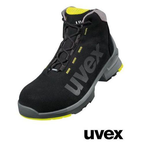 Trzewiki robocze czarne Uvex BUVEXTS2-ONE S2 44, kolor czarny