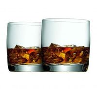 Wmf - clever&more zestaw dwóch szklanek do whisky pojemność: 0,3 l