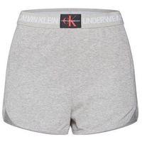 underwear spodnie od piżamy 'sleep short' jasnoszary, Calvin klein, XS-L