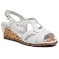 Sandały - 711030 weiss 3 marki Comfortabel