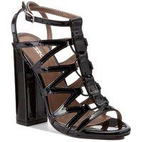 Sandały KAZAR - Elena 28839-L0-00 Czarny, kolor czarny