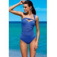 Jednoczęściowy strój kąpielowy kostium jednoczęściowy model l4072/7 chaber - , Lorin