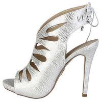 Sandały damskie LAURA BIAGIOTTI - 433_CUCUMIS-86, kolor biały