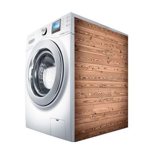 Mata magnetyczna na pralkę - Drewniane wzory 3387