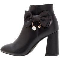 Glamorous Ankle boot black, 36-41