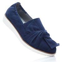 Buty wsuwane ciemnoniebieski, Bonprix, 36-41