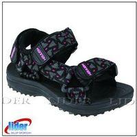 Sandały sportowo - trekkingowe ( unisex ) / rose marki Hannah