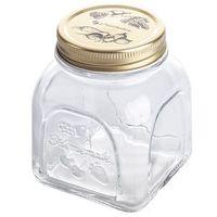 homemade słoik szklany 0.5 l z zakrętką marki Pasabahce