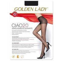 Rajstopy Golden Lady Ciao 20 den castoro/odc.brązowego - castoro/odc.brązowego