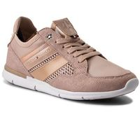 Sneakersy TOMMY HILFIGER - Metallic Light Weight Sneaker FW0FW02996 Dusty Rose 502