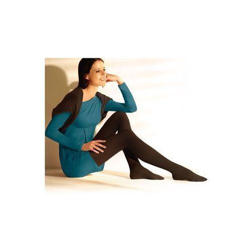 Rajstopy donna b.c soft akryl 5-xxl 5-2xl, beżowy/noiset, marki Donna b.c.