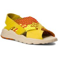 Sandały NIKE - Air Huarache Huarache Ultra 885118 701 Bright Citron/Monarch
