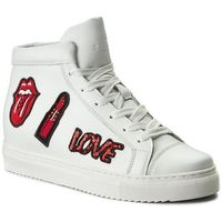 Sneakersy - 6362-69 biały 1105 marki Badura