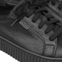 Półbuty Nessi 17111 - Czarne 1, kolor czarny