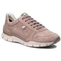 Geox Sneakersy - d sukie a d52f2a 00021 c9006 smoke grey