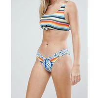 Rip Curl Mix And Match Beach Bazaar Classic Bikini Pant - Multi, bikini