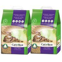 JRS Cats Best Nature Gold - Żwirek Dla Kotów Długowłosych 2x20l | Darmowa dostawa