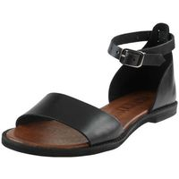 Sandały 18382 - czarne 11, Nessi