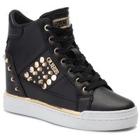Sneakersy GUESS - Feelixi FL7FLX ELE12 BLACK