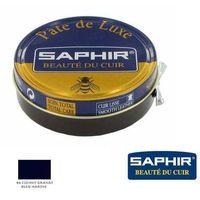 Ciemny granat, pasta do butów / wosk 50ml - puszka SAPHIR