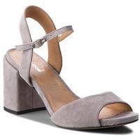 Sandały GINO ROSSI - Hana DNH372-W20-0020-8300-0 09, kolor szary