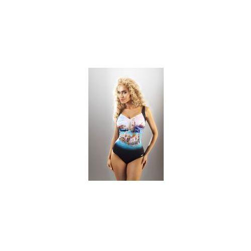 Kostium kąpielowy jednoczęściowy vaneto 169, Aquarilla