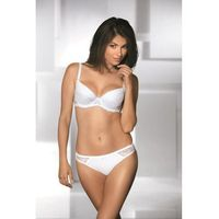 Biustonosz alfa 808 biały ava marki Ava lingerie