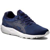Asics Sneakersy - tiger gel-kayano trainer evo h707n indigo blue/indigo blue 4949