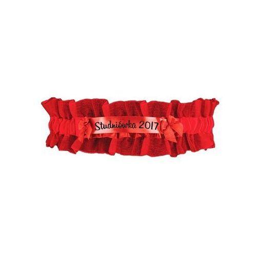 Podwiązka Julimex PW 72 Monte Carlo uniwersalny, czerwony, Julimex