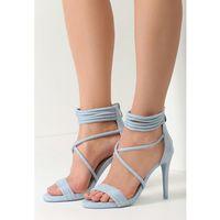 Niebieskie sandały miss independent, Vices, 35-40