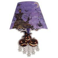 Carnival Świecąca naklejka na ścianę - lampa straszny dom - 22 cm (8004761043094)