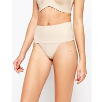 Spanx undie-tectable thong - white
