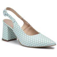 Sandały BALDACCINI - 1077000 Kratka Mięta, w 5 rozmiarach