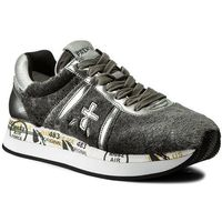 Sneakersy PREMIATA - Conny 2609 Srebrny