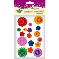 Naklejki TITANUM kwiatki mix 307761 (5907437665626)