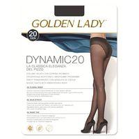 GOLDEN LADY Dynamic 20 • Rozmiar: 3/M • Kolor: FUMO