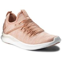 Buty - ignite flash evoknit s ep wn 190959 02 peach beige/peral/white marki Puma