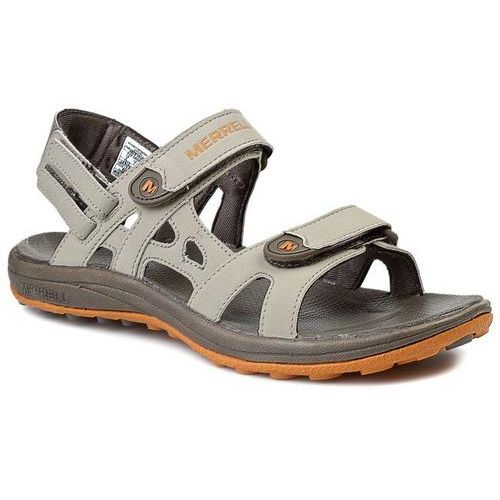 Sandały MERRELL - Cedrus Convertible J149842C Bungee/Marmalade, kolor beżowy