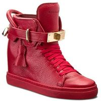 Sneakersy BALDACCINI - 803000-C Czerwony Groch, kolor czerwony